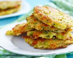 Courgette_Fritters