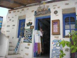 χωριά και οικισμοί στα Κουφονήσια στις Κυκλάδες