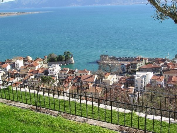 holidays on Nafpaktos