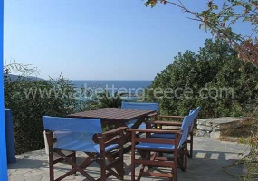 2 Bedrooms, Apartment, Vacation Rental, 1 Bathrooms, Listing ID 1207, Schinnousa, Greece,