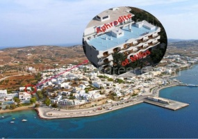 1 Bedrooms, Apartment, Vacation Rental, 1 Bathrooms, Listing ID 1215, Milos, Greece,