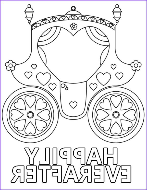 free wedding coloring pages # 74