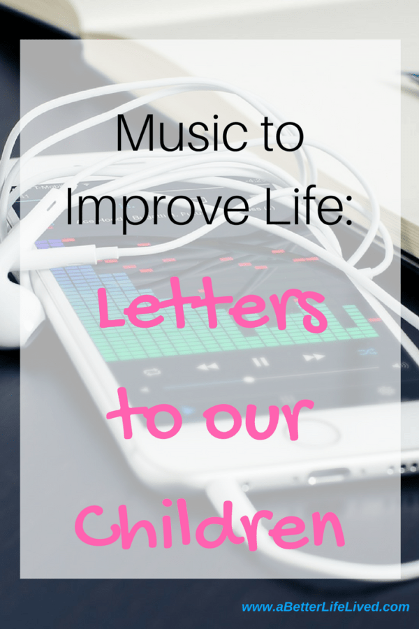 Great list of a some songs that are essentially letters to our children. They have wishes, dreams, hopes, and advice for our children. Great list for father-daughter dance songs, graduation slideshows, family home videos, or any other growing up occasion!