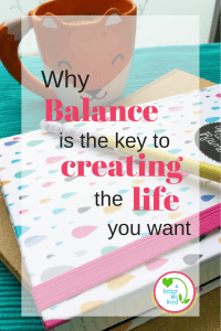 "If you spend all of your time worrying you're not living ""in the present"" enough, read to find out why you should be focusing on balance instead."