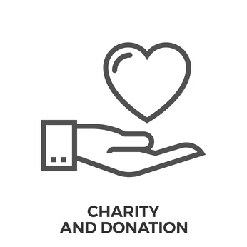 donating to charities and avoiding scams abex affiliated brokers