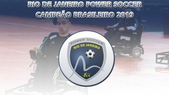 RIO DE JANEIRO POWER SOCCER É O CAMPEÃO BRASILEIRO