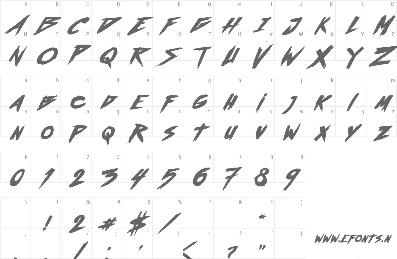 Roman Bold Font | Wiring Diagram Database