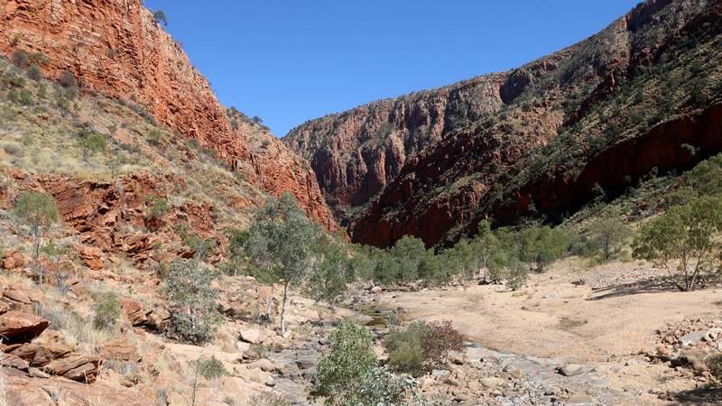West MacDonnell Ranges National Park