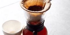 اعرف كل شئ عن القهوة المقطرة (القهوة بالتقطير) وطريقة تحضيرها