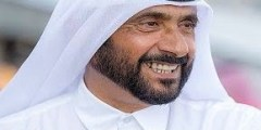 الشيخ احمد بن راشد آل مكتوم