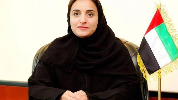 وزيرة التجارة الخارجية الإماراتية