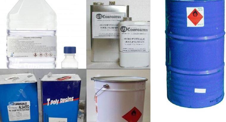 منتجات البوليستر الشفاف