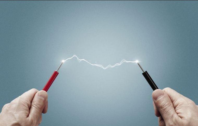 التيار الكهربي