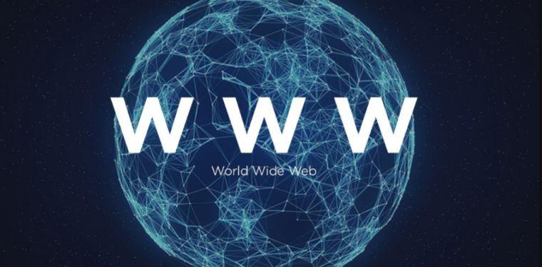 شبكة الويب العالمية