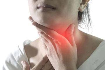 اعراض الغدة الدرقية وطرق العلاج