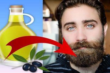 5 انواع زيوت طبيعية لتكثيف شعر اللحية عند الرجال