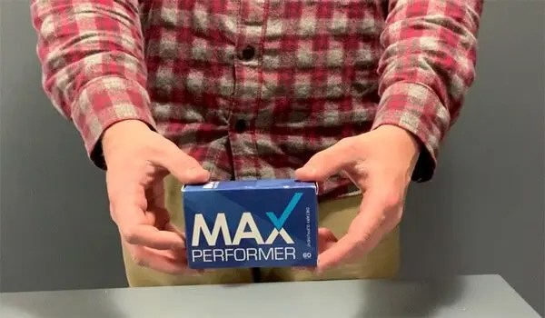 Max Performer Review - 1