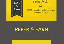 taxiforsure refer and earn Rs  free