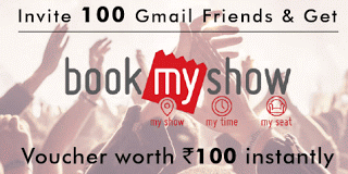 bookmyshow loot offer