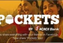 ICICI Pockets pockets