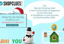 Shoplcues christmas sale