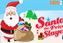 santa the price slayer banner