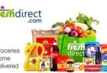 reliance fresh direct  off per cb via Mobikwik wallet loot