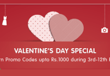 snapdeal valentines day loot offer free promo codes