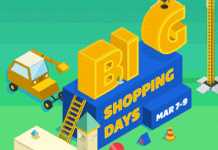 big shopping days