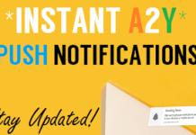 AY Push Updates