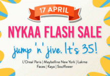 Nykaa  subscription flash sale