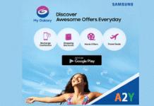 Samsung MyGalaxy app