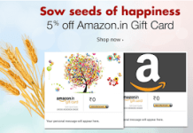 amazon offers  discount GCSPRING
