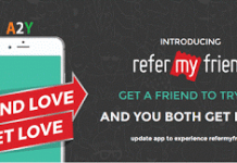 bookmyshow refer and earn rs refer
