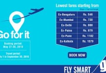 GoAir go for it sale flights offers