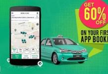 meru cab ride loot offer