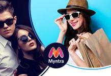 myntra mobikwik  cashback loot offer