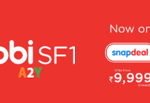 snapdeal obi sf smartphone at rs only