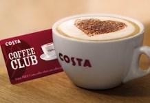 coffee club cappuccino