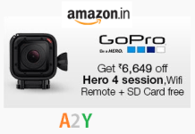 gopro hero  offer deal