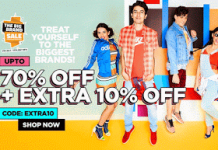 jabong the big online sale  th july