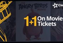 paytm cinepolis movie ticket offer  cashback