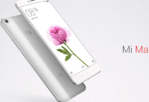 xiaomi mi max silver online shop at micom