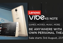 lenovo vibe k note buy now flipkart