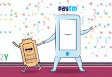 paytm friendshipday offer free movie voucher