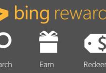 Bing Rewards attraction banner