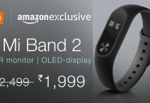 amazon mi band  open sale