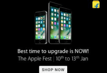 apple fest flipkart