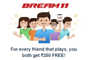 dream11 paypal loot