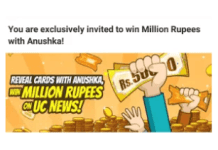 million rupees anushka loot